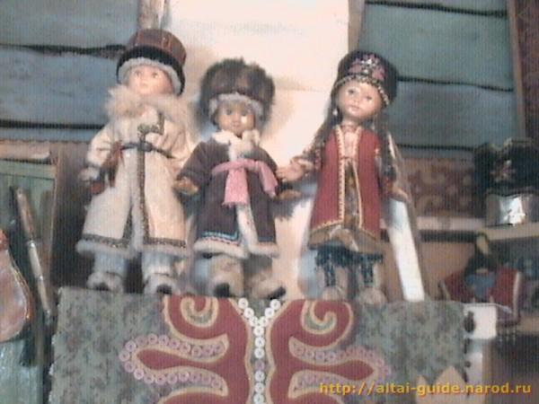Этнографический музей в Чендеке