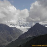 Вид с перевала Каратюрек