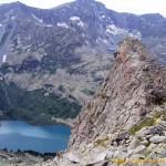 Нижнее крепкое озеро