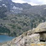 Верхнее правое озеро