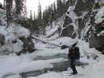 ущелье реки Аккем