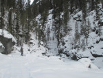 вход в ущелье Аккема