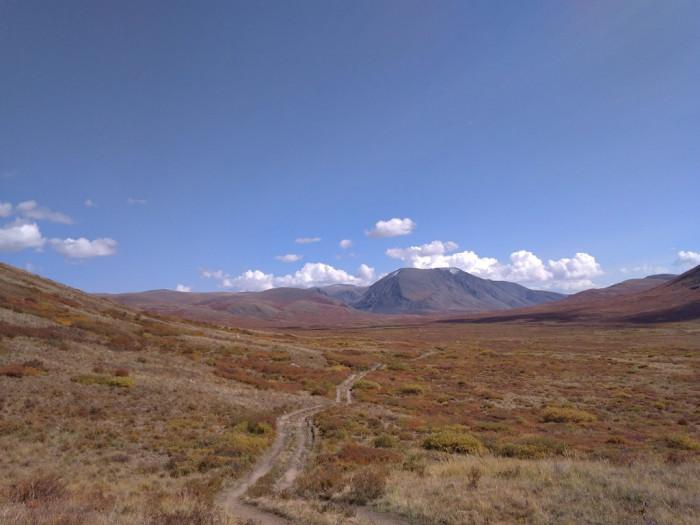 Гора Чёрная