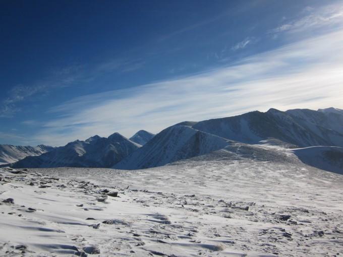 Перевал Каратюрек