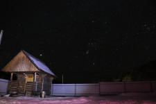 Ночь в Тюнгуре