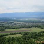 Долина с горы Филаретки