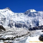 Белуха с ледника