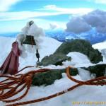 Вершина 4509 м