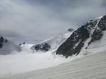 Перевал Берельское седло