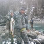 Рыбалка на Катуни