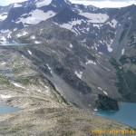 Верхнее левое озеро