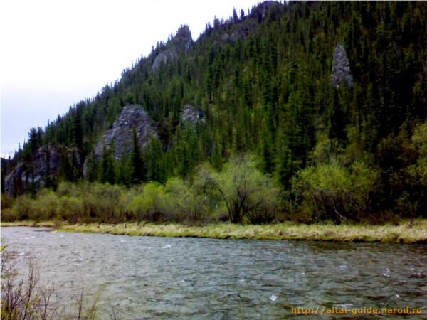 Река Тюгурюк