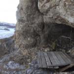 Пещера в горе Алмыс-туу