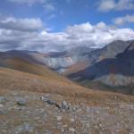 Ярлу с перевала Каратюрек