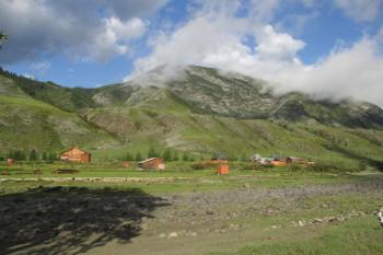 Турбаза Ирбис