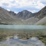 Небесное озеро. Хребет Чихачева.