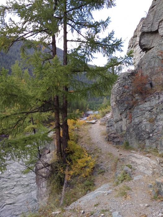 Дорога вдоль Башкауса