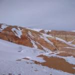 """Марс"" зимой"