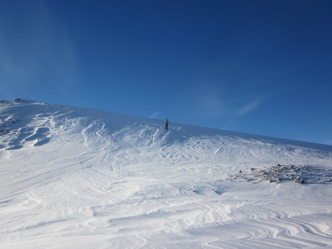 Спуск с перевала Каратюрек