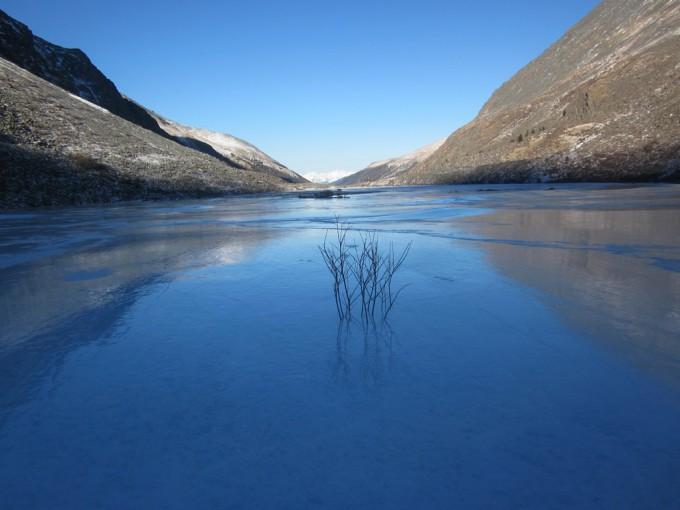 Верхнее Аккемское озеро